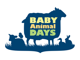 baby animal days logo