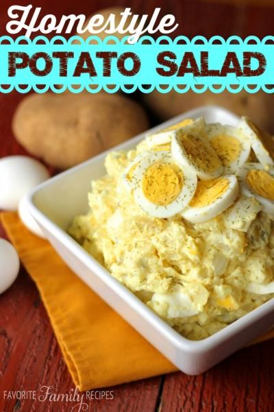 Homestyle-Potato-Salad