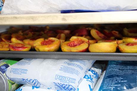 5 Fruit Freezing Steps - step 3