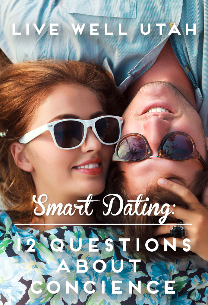 Smart Dating- Concience Graphic