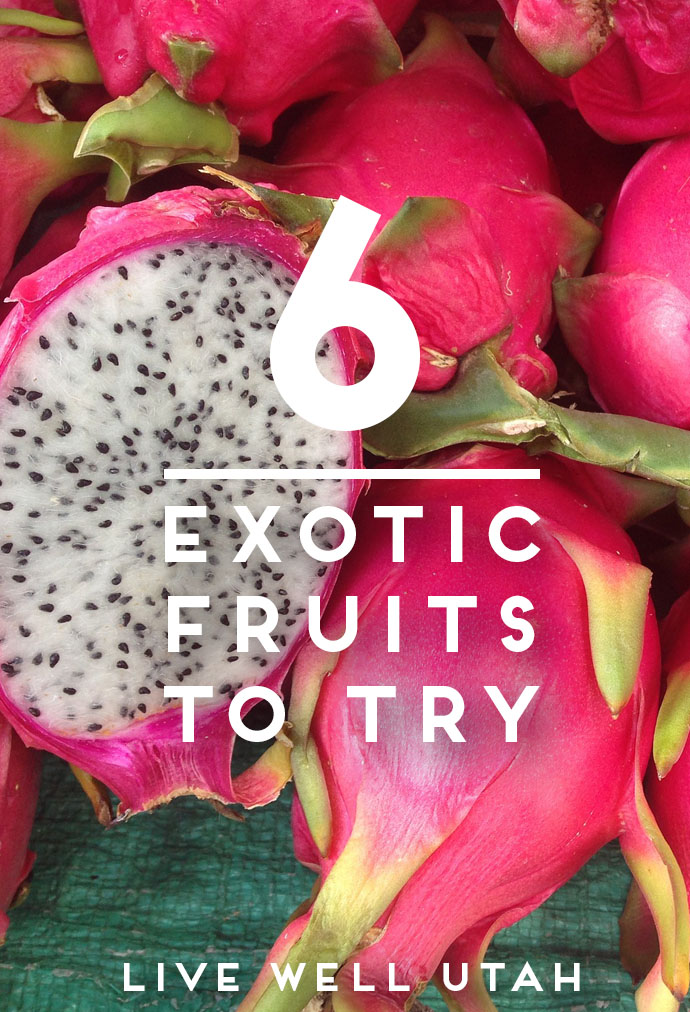 exotic fruits