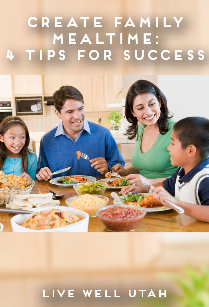Create Family Mealtime